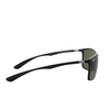 Ray-Ban® Square Sunglasses: Liteforce RB4179 color Matte Black 601S9A - product thumbnail 3/3.