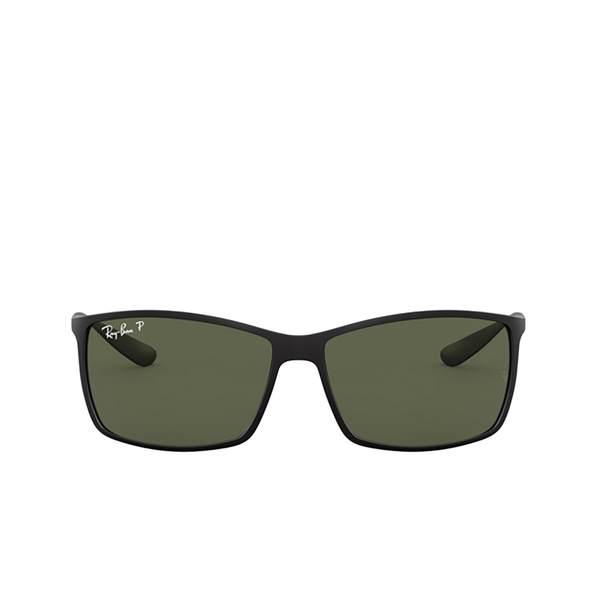 Ray-Ban® Square Sunglasses: Liteforce RB4179 color Matte Black 601S9A - 1/3.