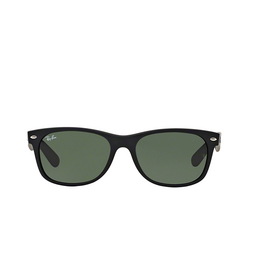 Ray-Ban® Sunglasses: New Wayfarer RB2132 color Rubber Black 622.