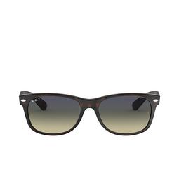 Ray-Ban® Square Sunglasses: New Wayfarer RB2132 color Matte Havana 894/76.