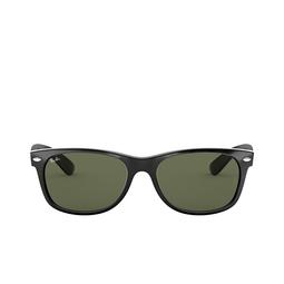 Ray-Ban® Sunglasses: New Wayfarer RB2132 color Black 901.
