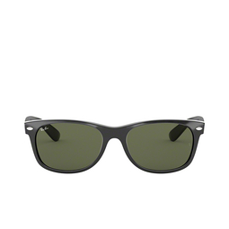 Ray-Ban® Sunglasses: New Wayfarer RB2132 color Black 901L.