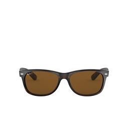 Ray-Ban® Square Sunglasses: New Wayfarer RB2132 color Tortoise 902/57.