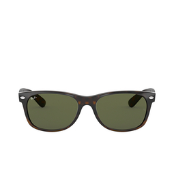 Ray-Ban® Square Sunglasses: New Wayfarer RB2132 color Tortoise 902L.