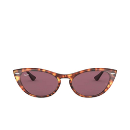 Ray-Ban® Sunglasses: Nina RB4314N color Havana Red 1249U0.