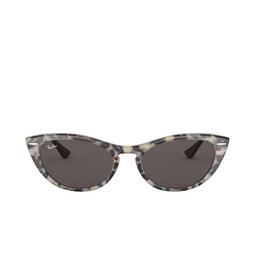 Ray-Ban® Cat-eye Sunglasses: Nina RB4314N color Havana Beige 125139.