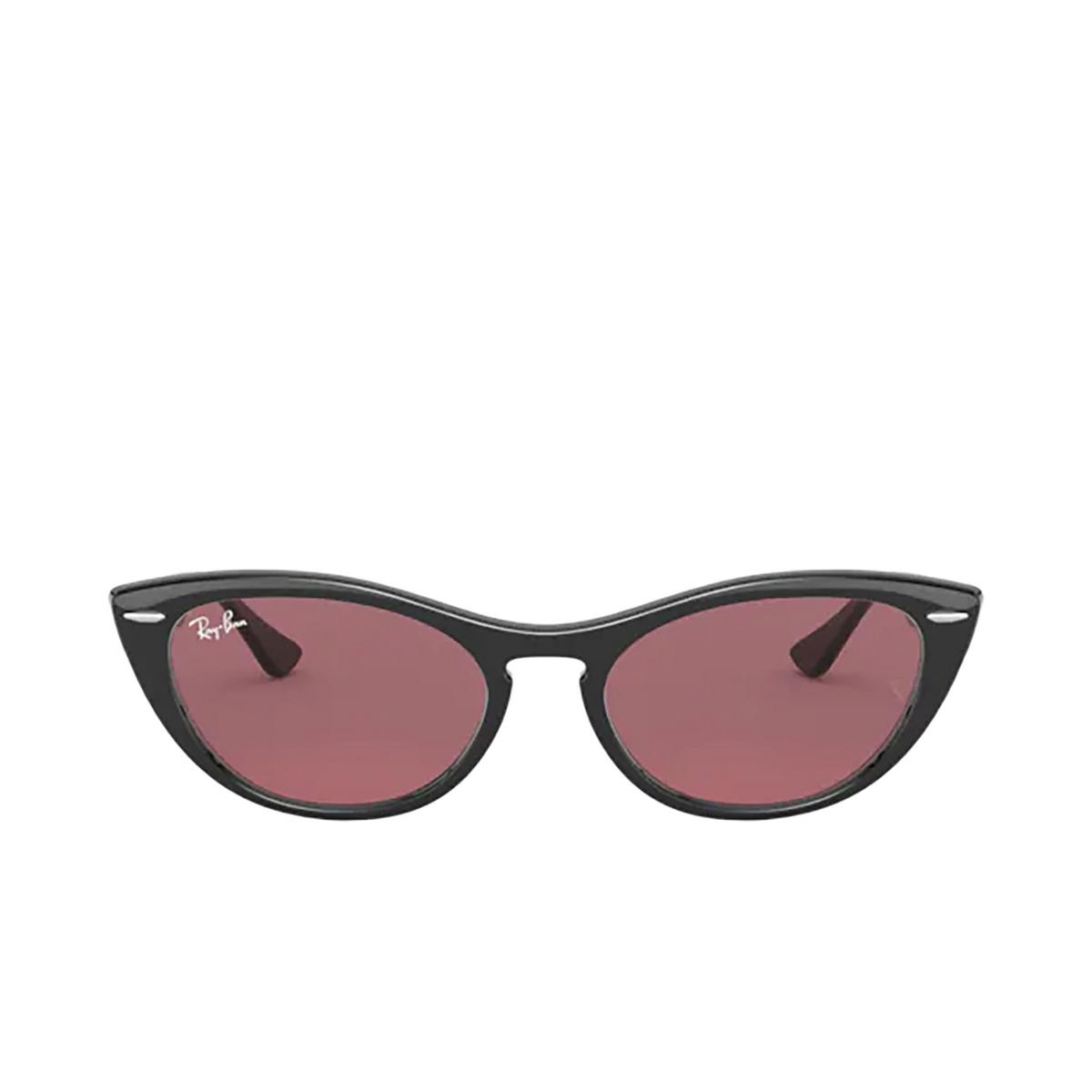 Ray-Ban® Cat-eye Sunglasses: Nina RB4314N color Black 601/U0 - 1/3.