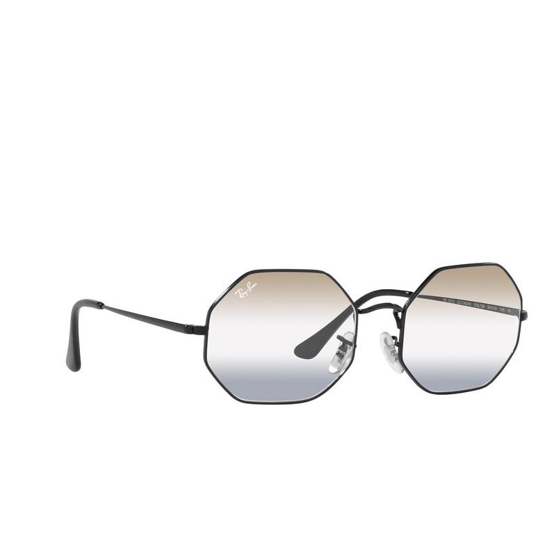 Ray-Ban® Irregular Sunglasses: Octagon RB1972 color Black 002/GB.