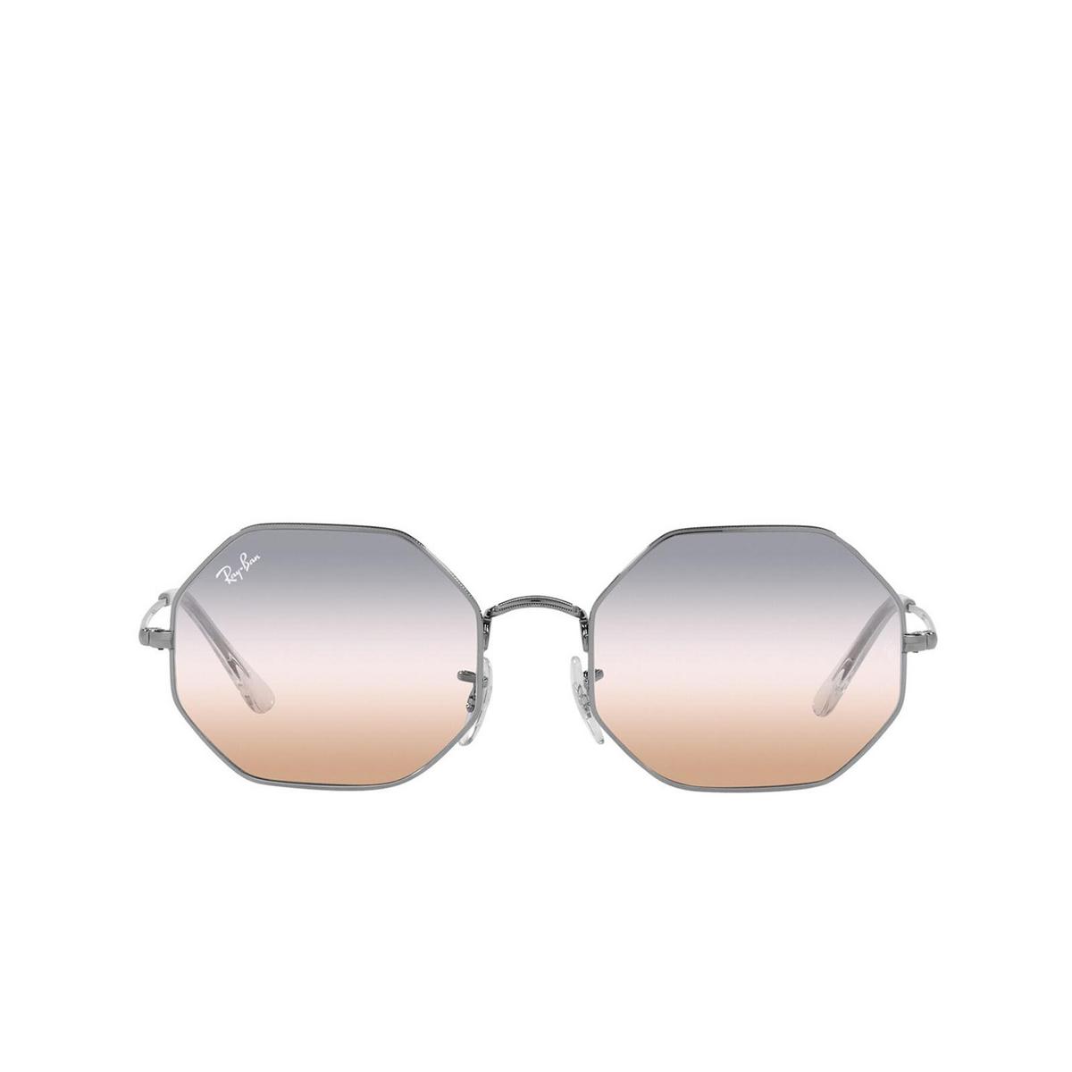 Ray-Ban® Irregular Sunglasses: Octagon RB1972 color Gunmetal 004/GC.