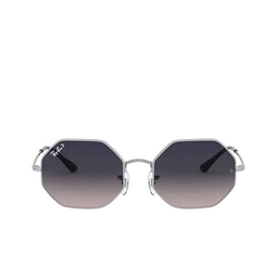 Ray-Ban® Sunglasses: Octagon RB1972 color Silver 914978.