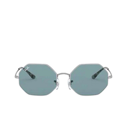 Ray-Ban® Sunglasses: Octagon RB1972 color Silver 919756.
