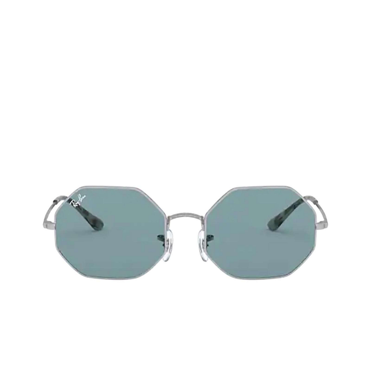 Ray-Ban® Irregular Sunglasses: Octagon RB1972 color Silver 919756.