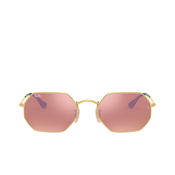 Ray-Ban® Sunglasses: Octagonal RB3556N color Arista 001/Z2.
