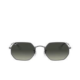 Ray-Ban® Sunglasses: Octagonal RB3556N color Gunmetal 004/71.