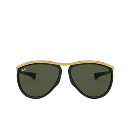 Ray-Ban® Sunglasses: Olympian Aviator RB2219 color Black 901/31.