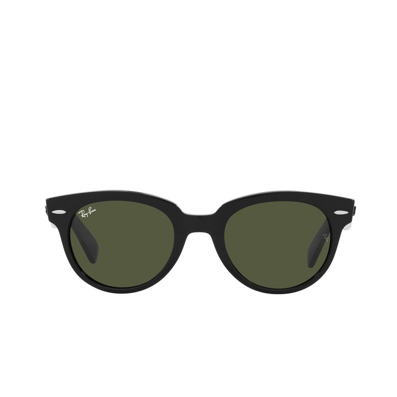 Ray-Ban® Square Sunglasses: Orion RB2199 color Black 901/31.
