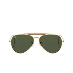 Ray-Ban® Sunglasses: Outdoorsman I RB3030 color Arista L0216.