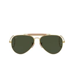 Ray-Ban® Sunglasses: Outdoorsman I RB3030 color Arista W3402.