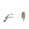 Ray-Ban® Aviator Sunglasses: Outdoorsman Ii RB3029 color Arista 181 - product thumbnail 3/3.