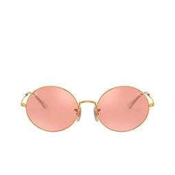 Ray-Ban® Oval Sunglasses: Oval RB1970 color Arista 001/3E.