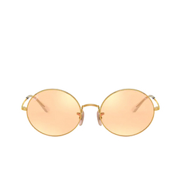 Ray-Ban® Oval Sunglasses: Oval RB1970 color Arista 001/B4.