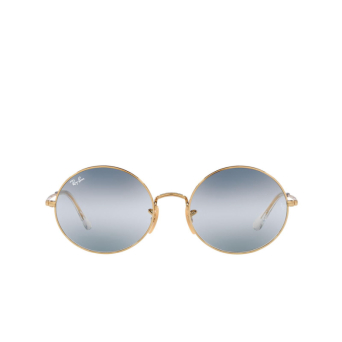Ray-Ban® Oval Sunglasses: Oval RB1970 color Arista 001/GA.