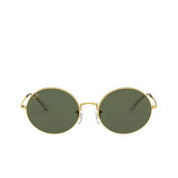 Ray-Ban® Oval Sunglasses: Oval RB1970 color Legend Gold 919631.