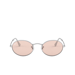 Ray-Ban® Sunglasses: Oval RB3547 color Silver 003/T5.