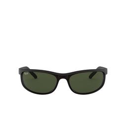 Ray-Ban® Rectangle Sunglasses: Predator 2 RB2027 color Black W1847.