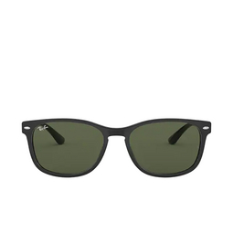 Ray-Ban® Square Sunglasses: RB2184 color Black 901/31.