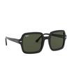 Ray-Ban® Square Sunglasses: RB2188 color Black 901/31 - product thumbnail 2/3.
