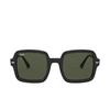 Ray-Ban® Square Sunglasses: RB2188 color Black 901/31 - product thumbnail 1/3.