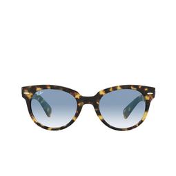 Ray-Ban® Sunglasses: Orion RB2199 color Yellow Havana 13323F.