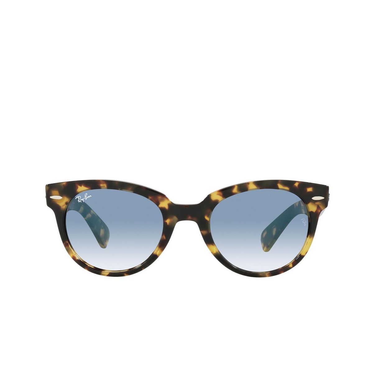 Ray-Ban® Square Sunglasses: Orion RB2199 color Yellow Havana 13323F.