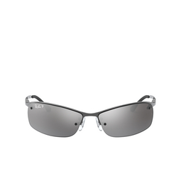 Ray-Ban® Sunglasses: RB3183 color Gunmetal 004/82.