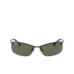 Ray-Ban® Sunglasses: RB3183 color Gunmetal 004/9A.