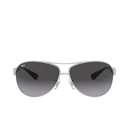 Ray-Ban® Sunglasses: RB3386 color Silver 003/8G.