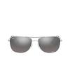 Ray-Ban® Aviator Sunglasses: RB3543 color Silver 003/5J - product thumbnail 1/3.