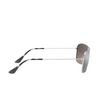 Ray-Ban® Aviator Sunglasses: RB3543 color Silver 003/5J - product thumbnail 3/3.