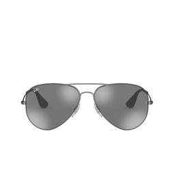 Ray-Ban® Aviator Sunglasses: RB3558 color Matte Black Antique 91396G.