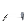 Ray-Ban® Aviator Sunglasses: RB3562 color Matte Black 006/BA - product thumbnail 3/3.