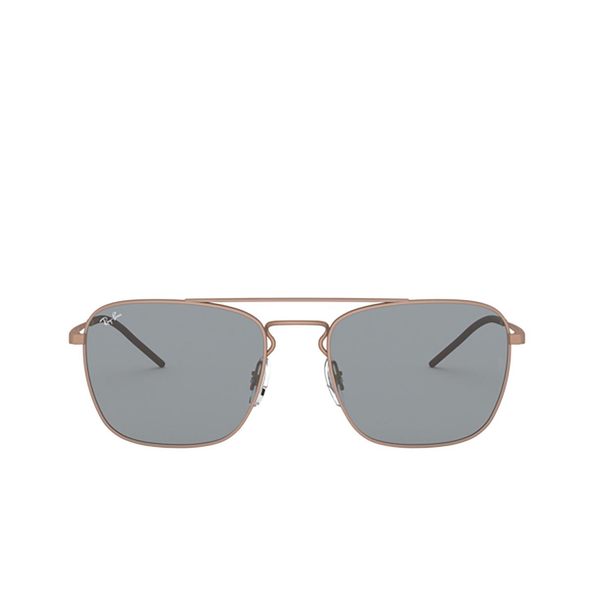 Ray-Ban® Square Sunglasses: RB3588 color Rubber Copper 9146/1 - 1/3.