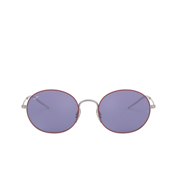 Ray-Ban® Sunglasses: RB3594 color Silver On Top Bordeaux 9112D1.