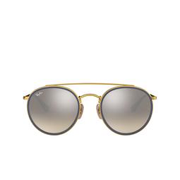 Ray-Ban® Sunglasses: RB3647N color Arista 001/9U.