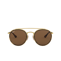 Ray-Ban® Round Sunglasses: RB3647N color Arista 001/57.