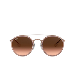 Ray-Ban® Sunglasses: RB3647N color Copper 9069A5.