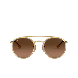 Ray-Ban® Sunglasses: RB3647N color Gold 912443.