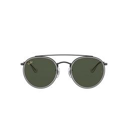 Ray-Ban® Sunglasses: RB3647N color Black 921231.