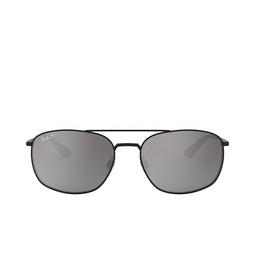 Ray-Ban® Square Sunglasses: RB3654 color Black 002/82.