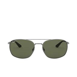Ray-Ban® Sunglasses: RB3654 color Gunmetal 004/9A.